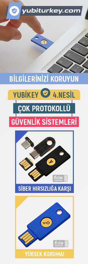 YubiTurkey.com Yubi Key